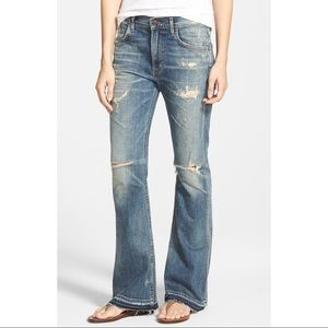 Citizens Of Humanity 'Drew Flip Flop' Flare Jeans